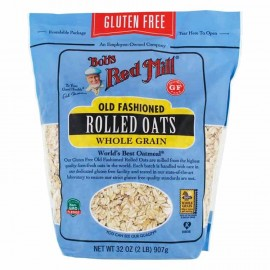 Avena sin Gluten 907 gr Bob´s Red Mill - Old Fashioned