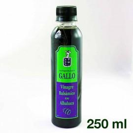 Vinagre Balsámico con Albahaca 250 ml JOSEFA DE GALLO