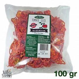 Tomates secos orgánicos sin sal 100 gr Villa Santos