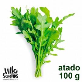 Rúcula o Rúgula orgánica Atado 100 gr