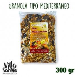 Granola Tipo Mediterráneo 300 gr Especialidades Alemanas