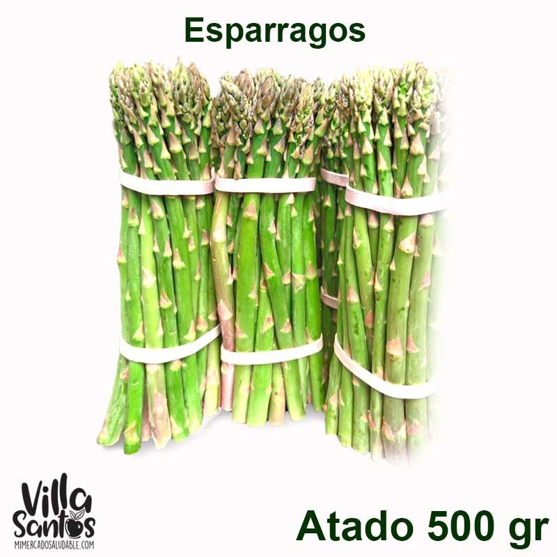 Espárragos Atado 500 gr Nacionales