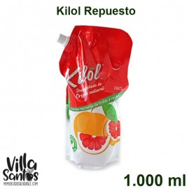 Desinfectante Frutas y Verduras Kilol Doy Pack 1000 ml KILOL Repuesto