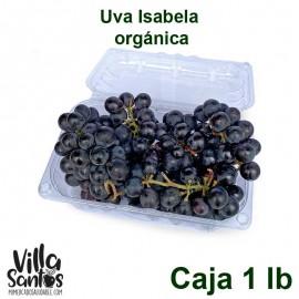 Uva Isabelina caja x 500 gr de Pequeñas Fincas