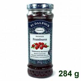 Mermelada Frambuesa sin azúcar 284 gr St. Dalfour