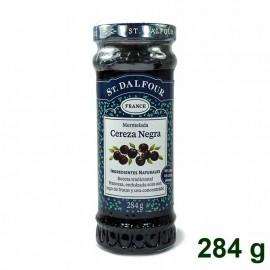 Mermelada Cereza Negra sin azúcar 284 gr St. Dalfour