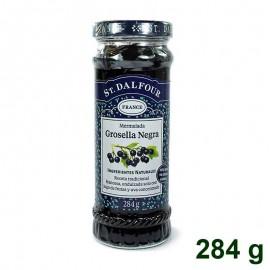 Mermelada Grosella Negra sin azúcar 284 gr St. Dalfour