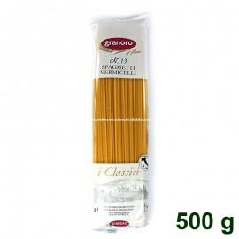 Pasta Espaghetti Vermicelli 500 gr Granoro No 13