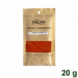 Paprika Húngara 20 gr Prodelagro (Picante)
