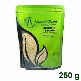 Ajonjolí Tostado 250 gr Natural Foods