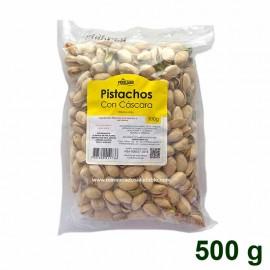 Pistachos con Cáscara 500 gr Prodelagro