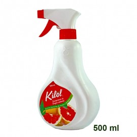 Desinfectante Frutas y Verduras Kilol Spray 500 ml Concentración al 5%
