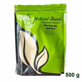 Harina de Quinua 500 gr Natural Foods