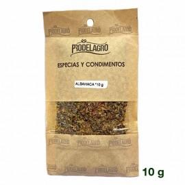 Albahaca deshidratada 10 gr Prodelagro