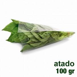Albahaca Orgánica Atado 100 gr
