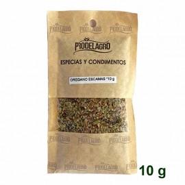 Orégano Escamas 10 gr Prodelagro