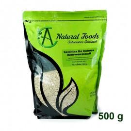 Quinua en Semilla 500 gr Natural Foods
