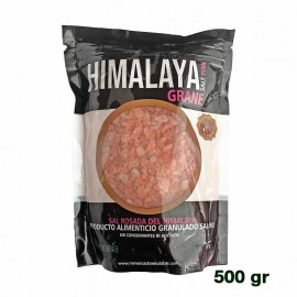Sal Rosada del Himalaya Gruesa 500 gr PRODELAGRO