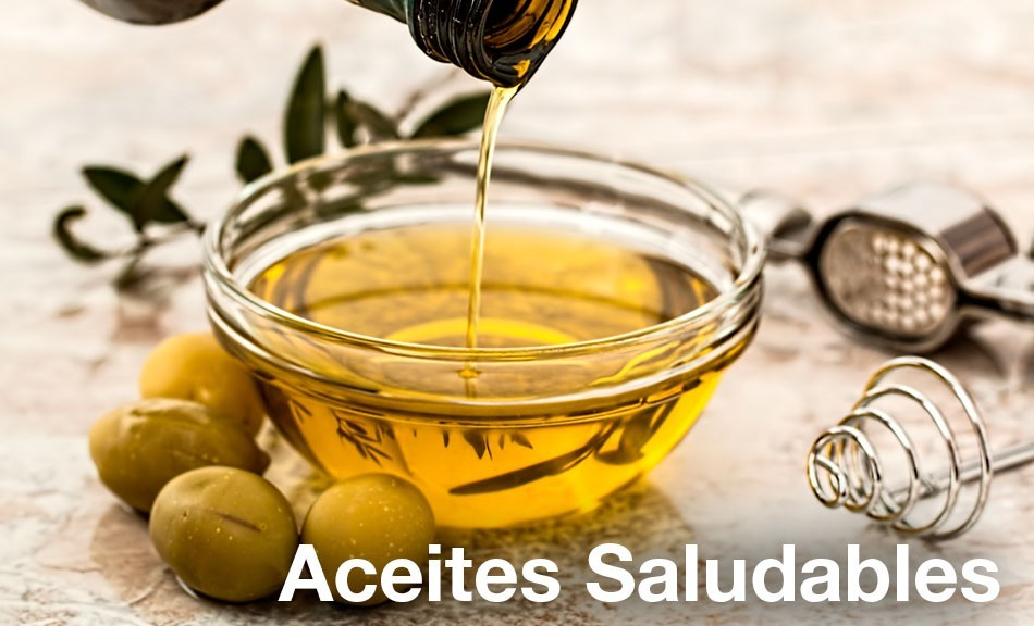 Aceites Saludables
